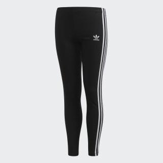 Legging 3-Stripes Black / White CD8411