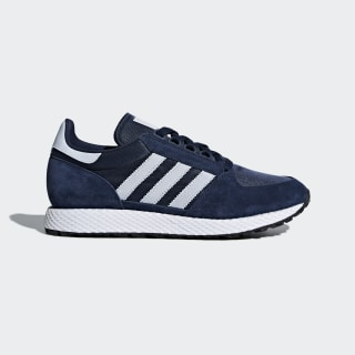 6ade774fd8f adidas Forest Grove Shoes - Blue