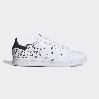 Stan Smith Shoes Cloud White / Cloud White / Core Black EG6343