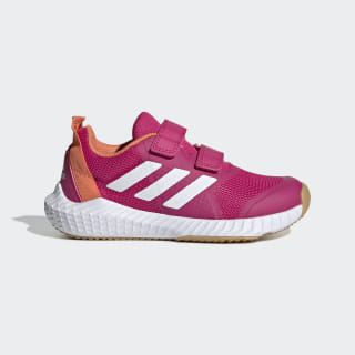 FortaGym Shoes Real Magenta / Cloud White / Semi Coral G27200