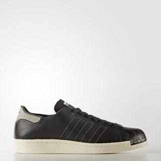 Scarpe Superstar 80s Decon Core Black/Core Black/Vintage White BZ0110