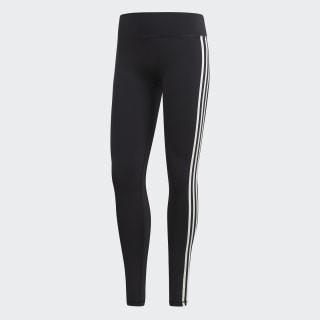 Believe This 3-Stripes Tights Black CW0494