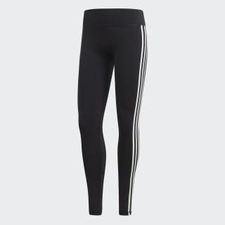Calça Legging Believe This 3-Stripes Black CW0494