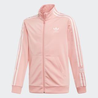 Chamarra Deportiva Glory Pink / White FM5684