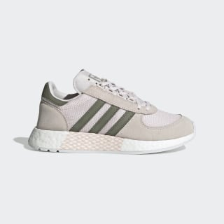 Marathon Tech Shoes Orchid Tint / Raw Khaki / Icey Pink EE4951