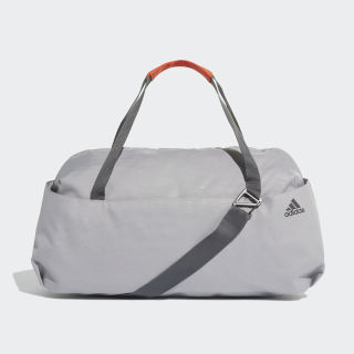 Bolsa Duffel ID Grey Six / Active Orange ED7565