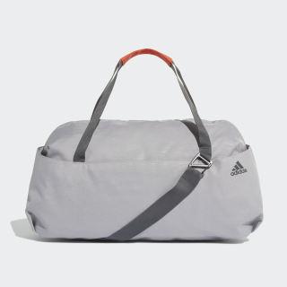 Спортивная сумка ID grey six / active orange ED7565