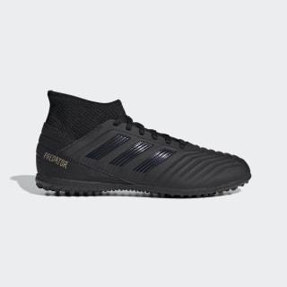 Predator Tango 19.3 Turf Shoes Core Black / Core Black / Gold Metallic G25801