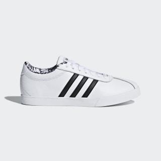 Courtset Shoes Ftwr White / Ftwr White / Core Black BB7322