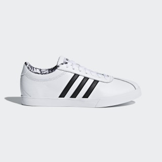 Sapatos Courtset Ftwr White / Ftwr White / Core Black BB7322