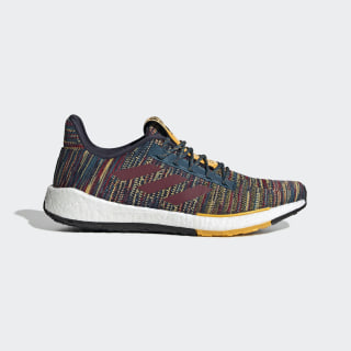 adidas x Missoni Pulseboost HD Shoes Tech Mineral / Collegiate Burgundy / Active Gold EF7543