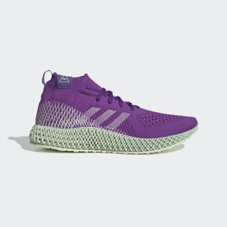 Pharrell Williams 4D Shoes Active Purple / Running White / Purple FV6335