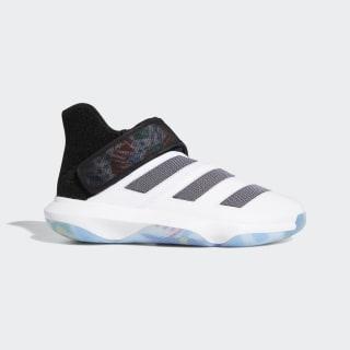Harden B/E 3 Shoes Cloud White / Core Black / Glow Blue EG5099
