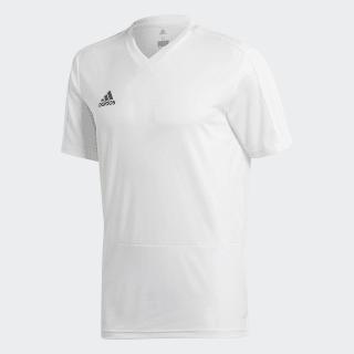Condivo 18 træningstrøje White / Black BS0569