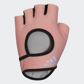 Перчатки для фитнеса chalk coral s18 / white CL5090