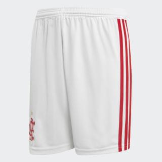 Shorts CR Flamengo 1 WHITE/SCARLET CF9021