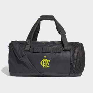 Bolsa Duffel CR Flamengo carbon / semi solar yellow DY0390