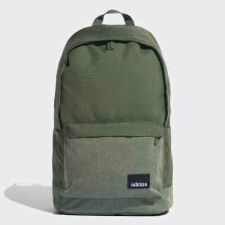 Linear Classic Casual Backpack Raw Khaki / Raw Khaki Mel / White ED0263