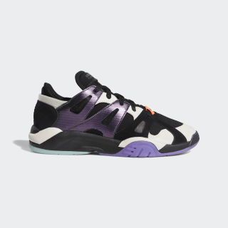 Dimension Low Top Shoes Core Black / Raw White / Active Purple BC0623