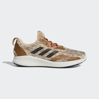 Purebounce+ Street Shoes Raw Desert / Carbon / Pale Nude BC1039