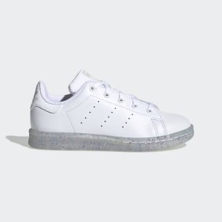 Stan Smith Schoenen Cloud White / Cloud White / Grey One EE7585