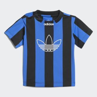 Camiseta Stripes Multicolor / Blue DV2838