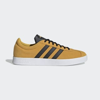 Scarpe VL Court 2.0 Active Gold / Core Black / Cloud White EE6811