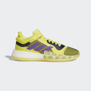 Marquee Boost Low Shoes Shock Yellow / Active Purple / Collegiate Navy G27743