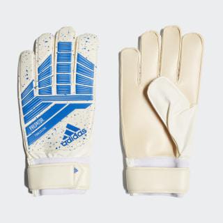 Guanti da portiere Predator Training Football Blue / White DN8565