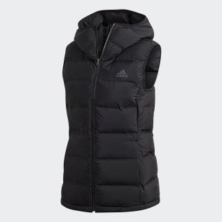 HELIONIC Down Hooded Vest Black BQ1943