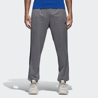 Essentials 3-Stripes Pants Solid Grey / Black B47221