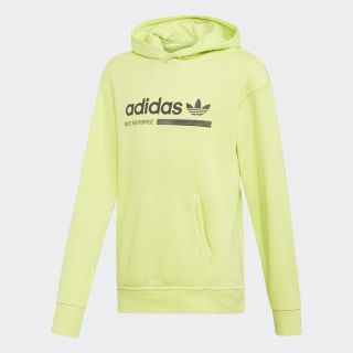 Kaval Graphic Hoodie Semi Frozen Yellow / Grey Six DW9186