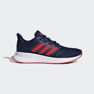 Кроссовки Runfalcon dark blue / active red / core black F36543