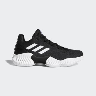 Баскетбольные кроссовки Pro Bounce 2018 Low core black / ftwr white / core black AH2673