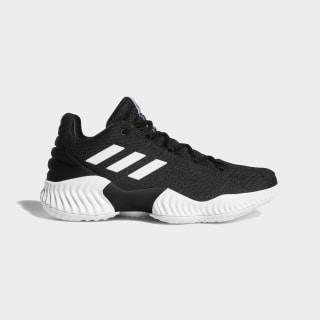 Pro Bounce 2018 Low sko Core Black / Ftwr White / Core Black AH2673