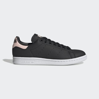Chaussure Stan Smith Core Black / Icey Pink / Cloud White EE5866