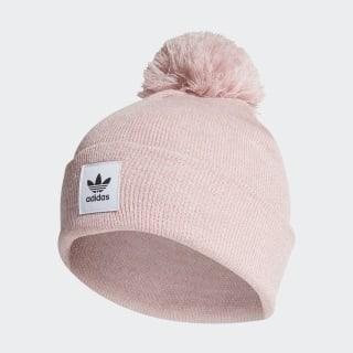 Шапка Mélange pink spirit / white ED8032
