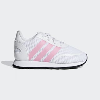N-5923 Shoes Ftwr White / Light Pink / Core Black CG6975