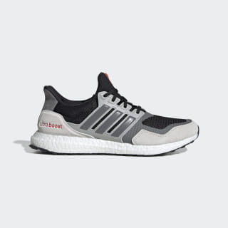 Ultraboost S&L Shoes Core Black / Grey Four / Shock Red EF0720