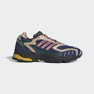 Кроссовки Torsion TRDC tech indigo / glory pink / collegiate green EF4806