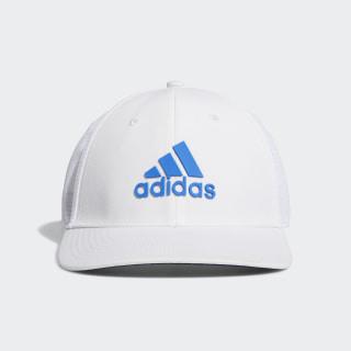Tour Hat White / Glory Blue FJ1796