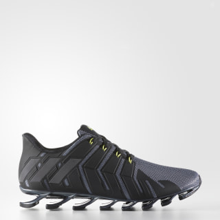 Tenis Springblade Pro CORE BLACK/NIGHT MET. F13/SEMI SOLAR YELLOW CG4190