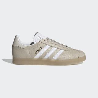 Gazelle Schuh Clear Brown / Ftwr White / Ecru Tint CG6063