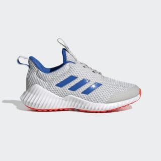 Кроссовки для бега FortaRun Grey One / Glow Blue / Solar Red EF9692