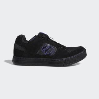 Five Ten Freerider Mountain Bike Shoes Carbon / Core Black / Purple BC0785