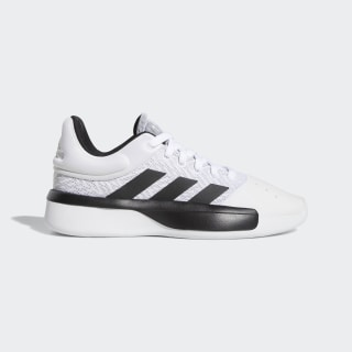 Pro Adversary Low 2019 Shoes Cloud White / Core Black / Grey CG7098
