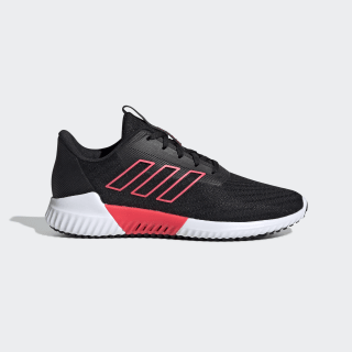 Zapatillas climacool 2.0 core black/shock red/ftwr white B75842