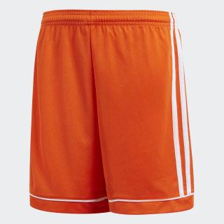 Short Squadra 17 Orange / White BK4775
