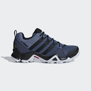 Terrex AX2R GTX Shoes Raw Steel / Core Black / Aero Blue AC8065