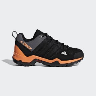 Terrex AX2R Rain.RDY Hiking Shoes Core Black / Core Black / Hi-Res Orange AC7984